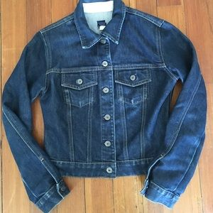 Women's gap Jean denim jacket extra small